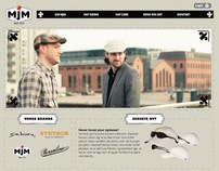 MJM hats - website