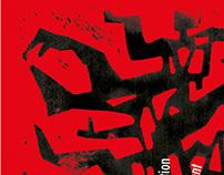 "Poster ""Danser sa vie"", Centre Georges Pompidou"