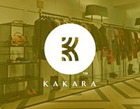Kakara - Brand Identity