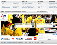 First Lego League Portal