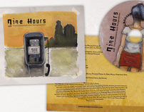 9Hours - Album CD Cover