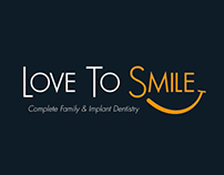 Love to Smile Dentistry Website