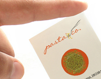 Pasta'n'co Corporate Identity