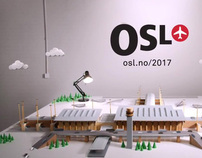 Oslo Airport Ad