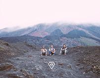 Visita al volcán de Pacaya