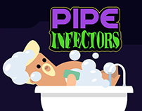 Pipe Infectors: Mobile Game