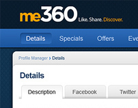 Me360 Business Portal