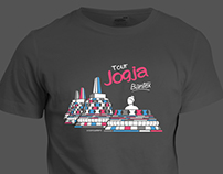 Jogja Tour T-Shirt