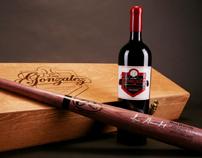 Wine Label-Luis Gonzalez