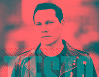 Tiesto Poster Fan art