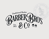 Barber Bro's Visual Identity