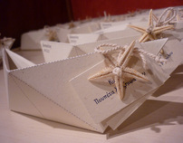 paper boat invitation