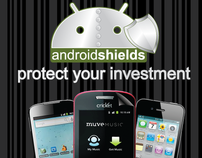 Android Shields Brand and Development