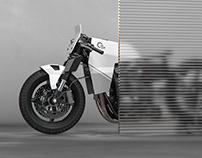 Yamaha XS 650 Cafe Racer Concept R