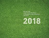 Master city plan of Yekaterinburg (FIFA 2018)