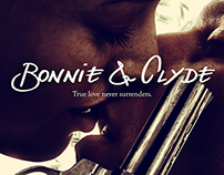Bonnie & Clyde Key Art Explorations