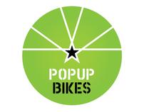 Popup Bikes Identity