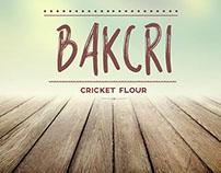 Bakcri - Logo and Packaging Design