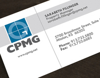 CPMG Business Card