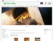 ecommerce for Sicilian bread shop