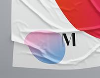 OMDK 2017 visual identity