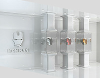 Iron Man TITANIUM