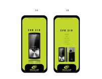 Evolve Mobile Phone
