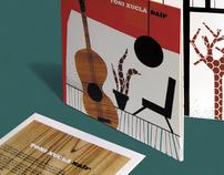 Diseño CD NAÏF de TONI XUCLÀ.