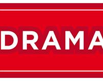 Criação Logótipo Drama Life