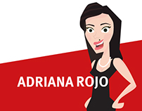 Adriana Rojo // Ilustración