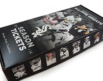 White Sox 2014 Season Tickets Box