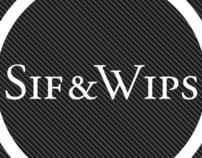 Sif & Wips Logo