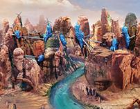 VIRTUOCITY Panoramic Jurassic Outpost Visuals