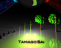 """""""Tamagosai"""" Competition GreenLife IIDA 2009 Competition"""