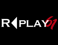 Replay61 Logo