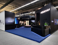 MEGAMAN - LIGHT AND BUILDING 2012 - FRANKFURT