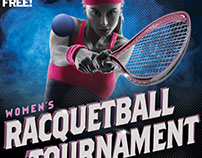 Women's Racquetball Tournament