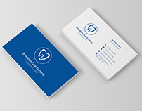 Free PSD - Commercial Business Card