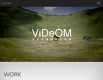 ViDeOM Website