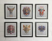Collection : Animals 1 (Regala Arte)