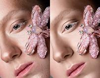 Beauty Portraits Retouching