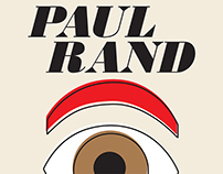 Paul Rand Designer Booklet