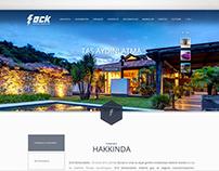 Silüet Tanıtım Web Tasarım | eck