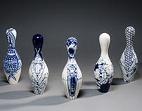 Angelus Novus porcelain 2013