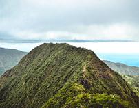 GR R2. La Réunion.