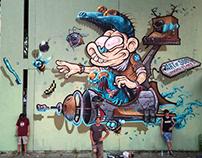 RocketRide - UrbanGiants2018