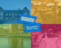Oshkosh Convention & Visitors Bureau Campaign