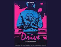 Affiche graphisme - Drive
