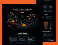 Crypto website