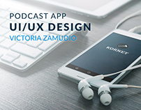 Podcast App | UI/UX
